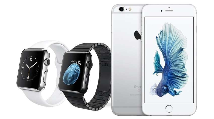 Refurbished Apple iPhones & Watches